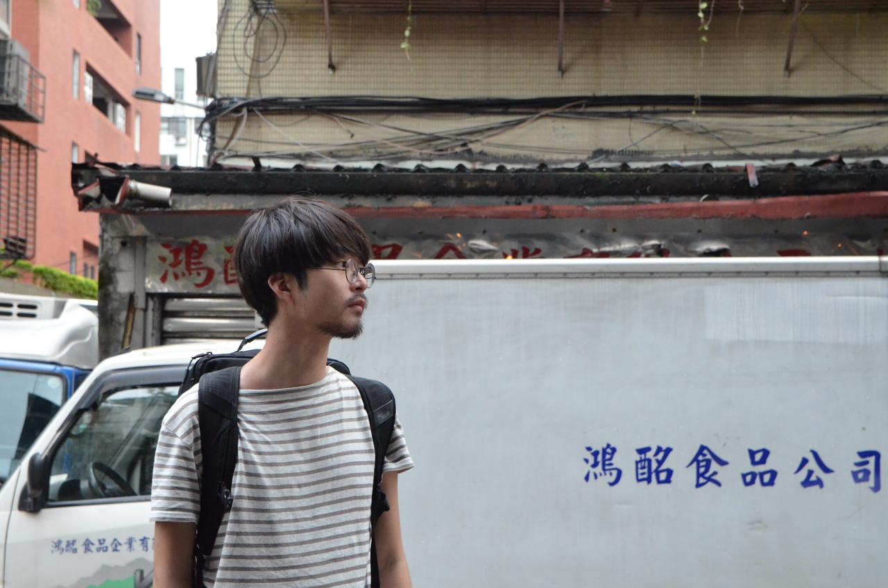 堤、手ぶらで台湾へ行く Day7