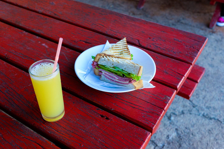 堤、キューバへ行く - 食事編 –