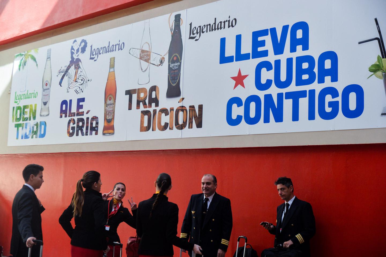 堤、キューバへ行く - 出入国編 –