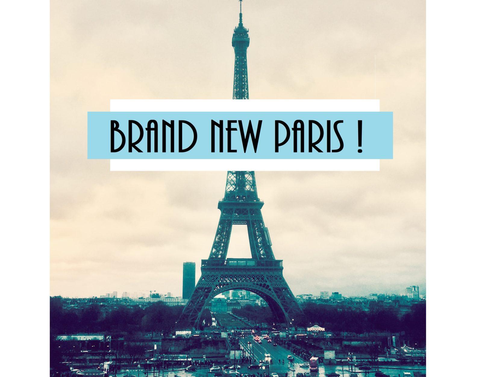 【Brand New Paris ! 】第4回:学生運動