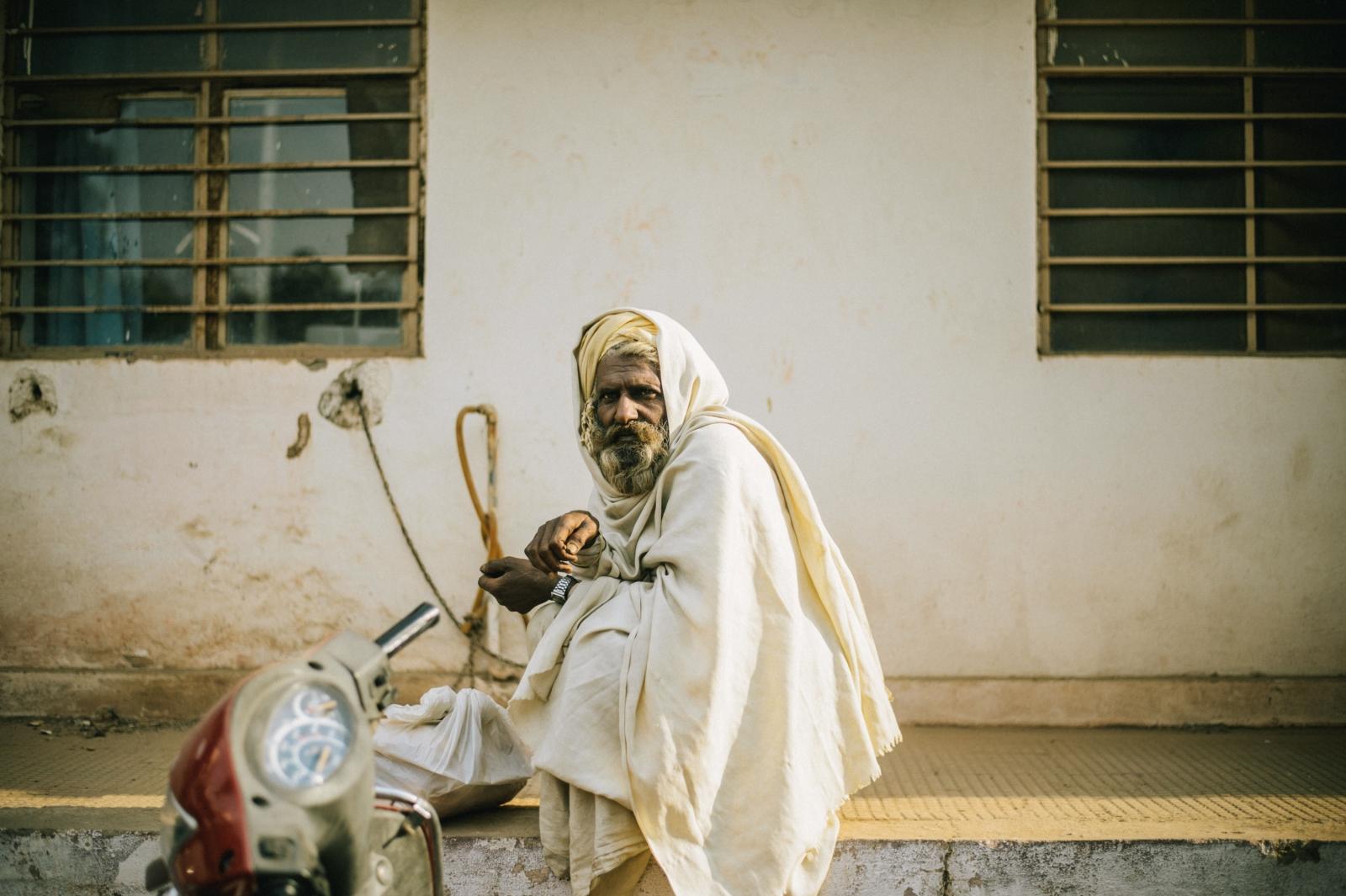 堤、インドへ行く  – 写真と音で巡る、北インドローカル旅 – 前編