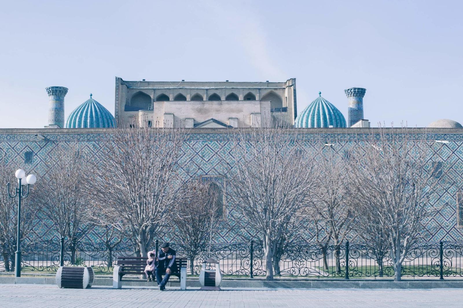 堤、ウズベキスタンへ行く – 単一の文化ってなんだよ –