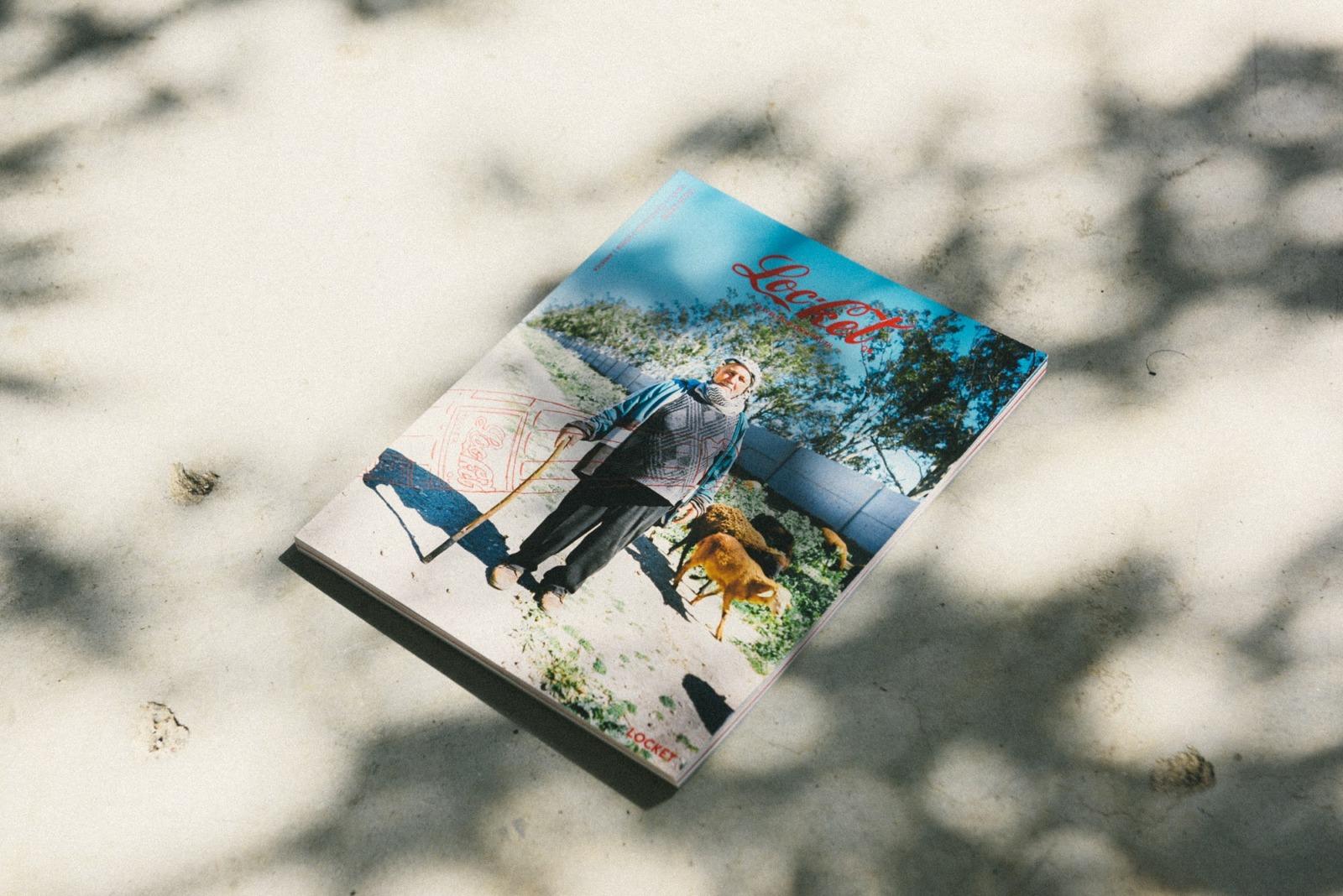 旅人と編集者。2つの視点を行き来しながら見つける自分の現在地 『LOCKET』編集長 内田洋介インタビュー