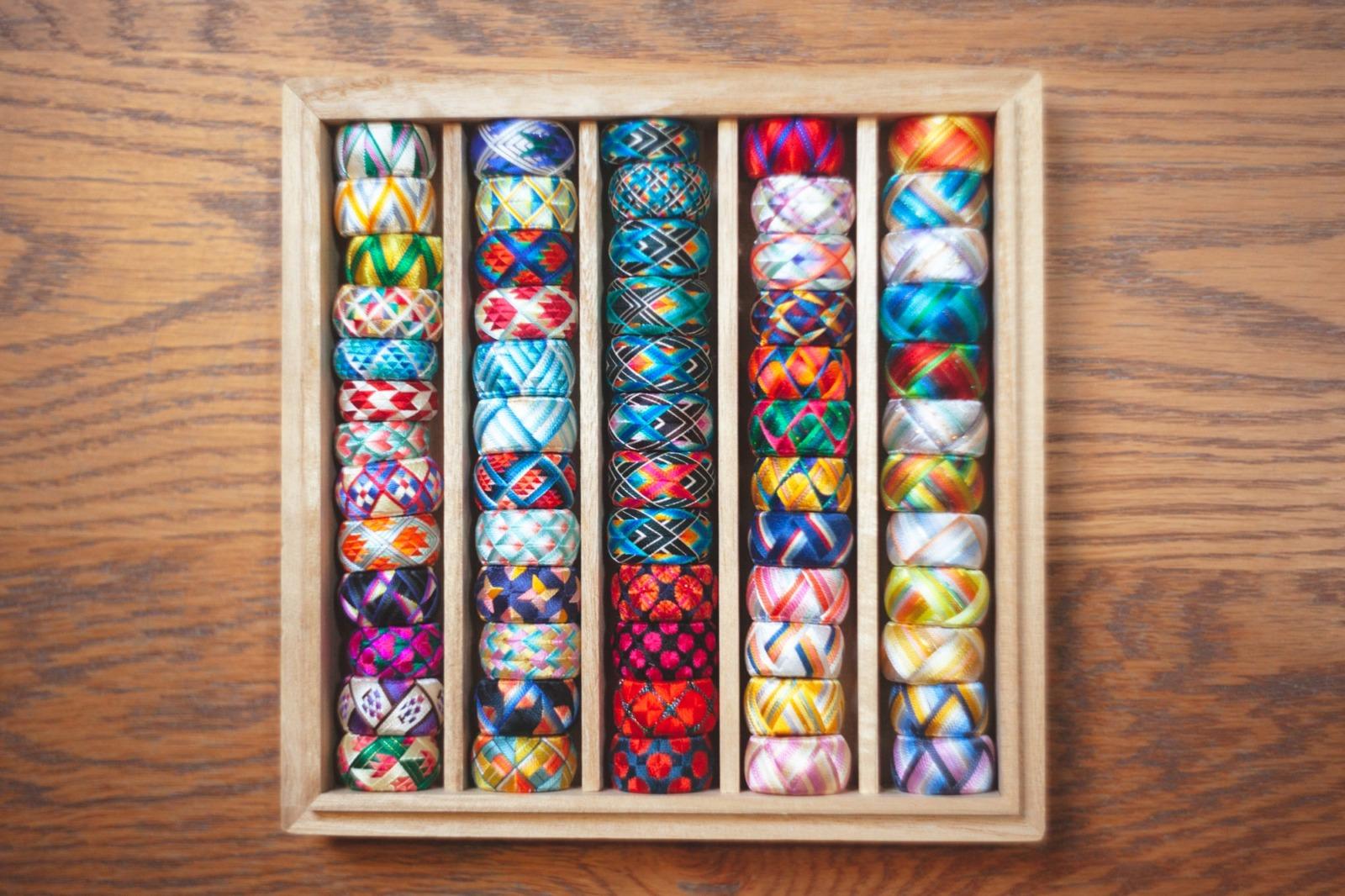 きょう、つくる人第6回 – thread jewelry Ricca・志知希美