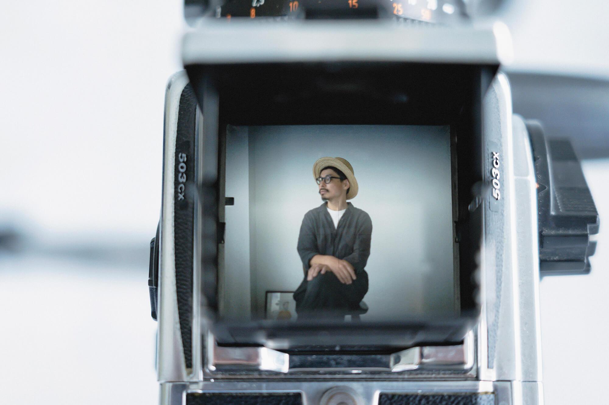 ラボの経験が写真に活きている。 写真家〈mogu camera〉小倉優司がフィルムカメラで撮り続ける理由